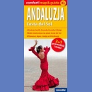 Andaluzja. Costa del Sol. Map & guide XL!