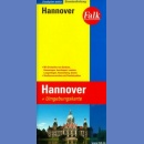 Hannover. Plan extra 1:20 000.