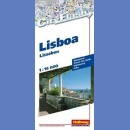 Lizbona. Plan 1:16 000. CityFlash
