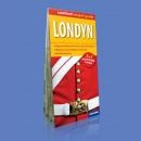 Londyn (London). Plan 1:20 000. comfort! map&guide