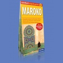 Maroko. Mapa laminowana 1:1 500 000. Comfort! map & guide XL