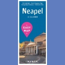 Neapol (Neapel). Plan miasta 1:14 000. Easy Map