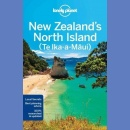 New Zealand\'s North Island. Przewodnik Travel Guide