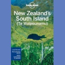 New Zealand\'s South Island. Przewodnik Travel Guide
