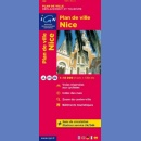 Nicea (Nice). Plan 1:13 000.