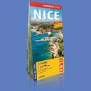 Nicea (Nice). Plan 1:15 000. Comfort! map