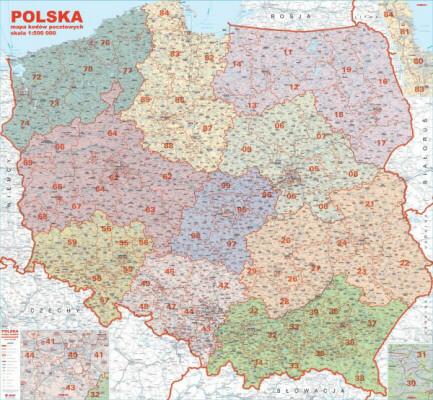 kody poczty polskiej