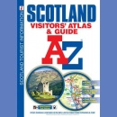 Szkocja (Scotland A-Z Visitors' Atlas & Guide). Atlas 1:200 000.